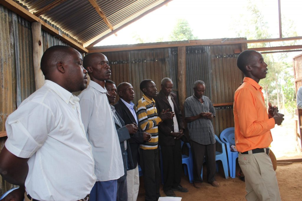 Workers functioning in their StoneHouse Fellowship churches.